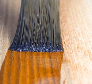 varnish-brush