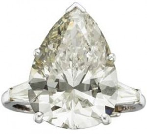 Dazzling diamonds designer jewels and famous names highlight