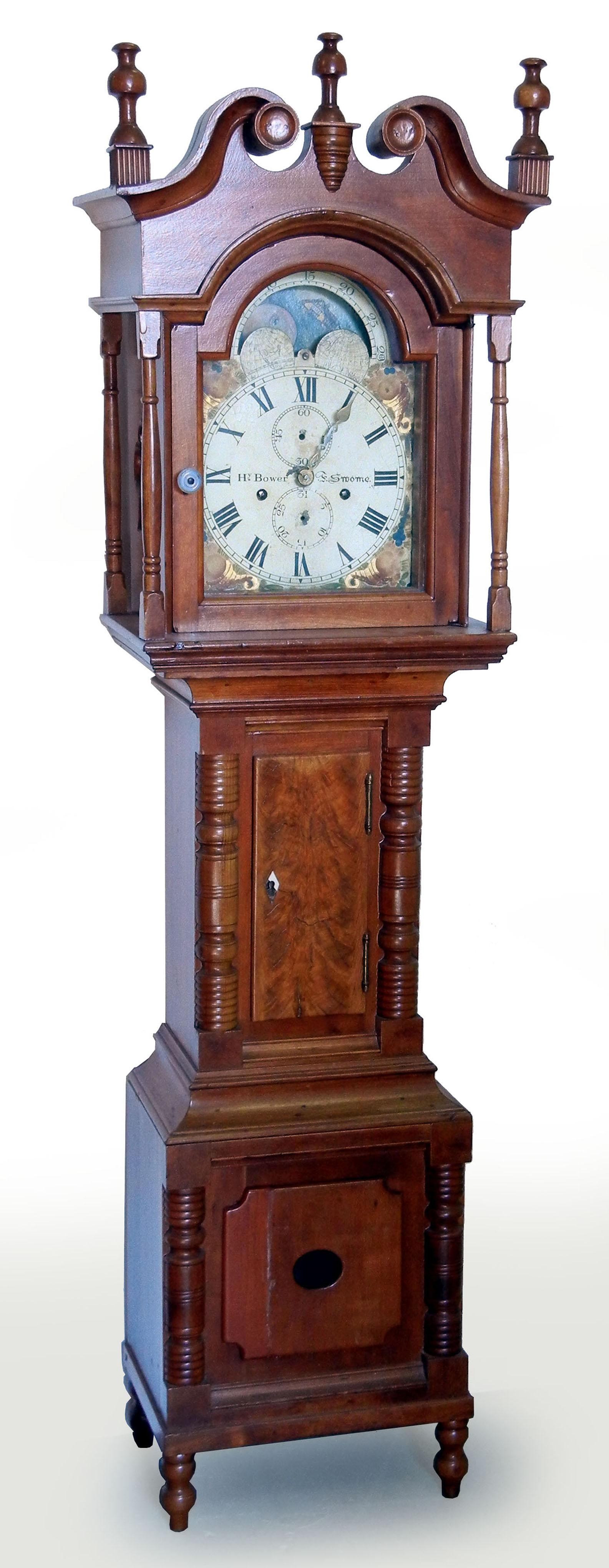 dwarf clock