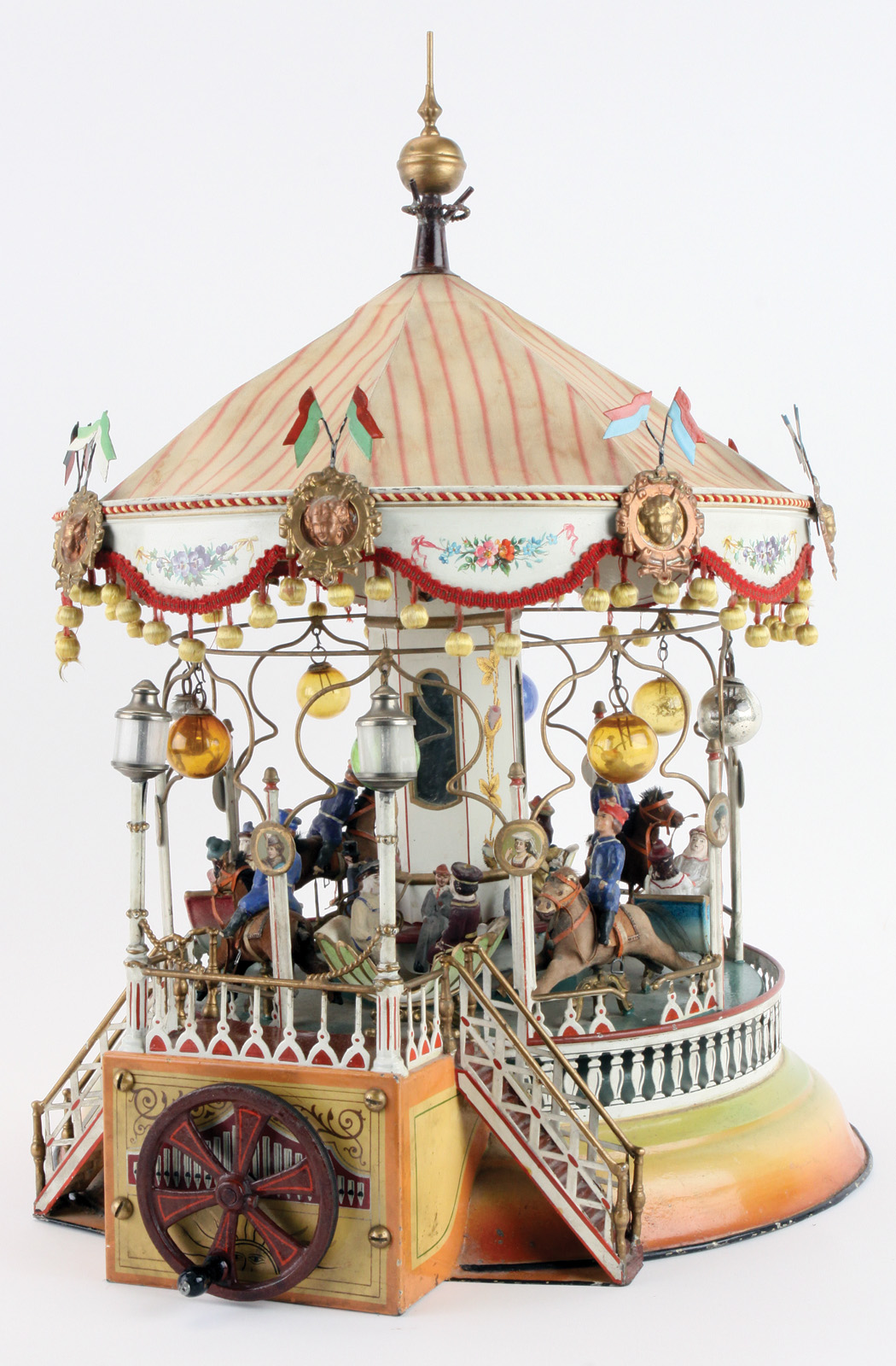 Marklin Toy Carousel