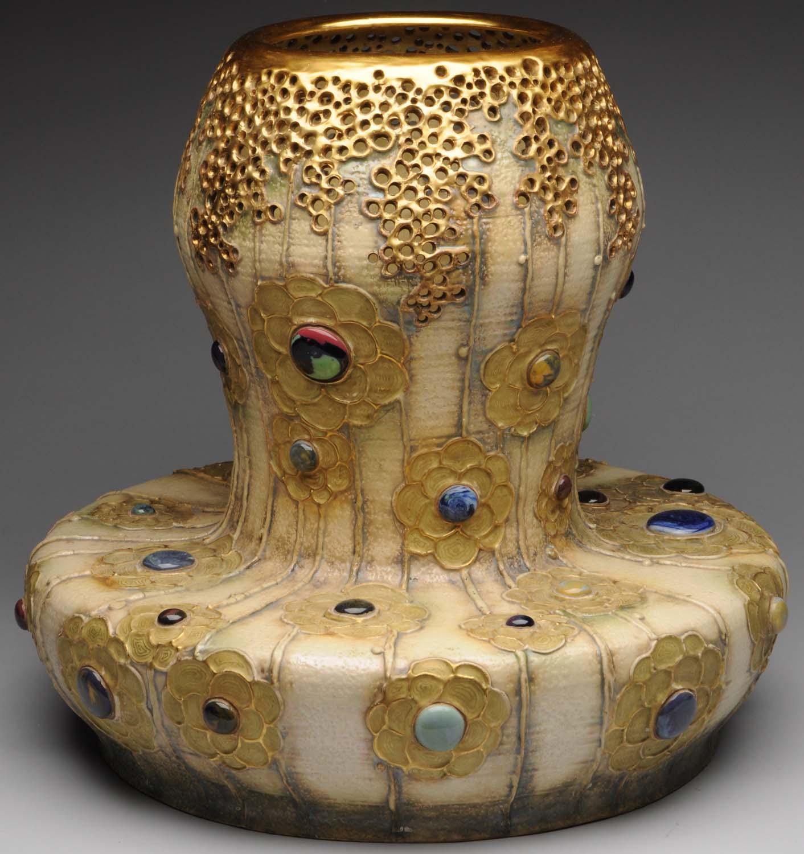 Monumental Amphora Gres-Bijou vase
